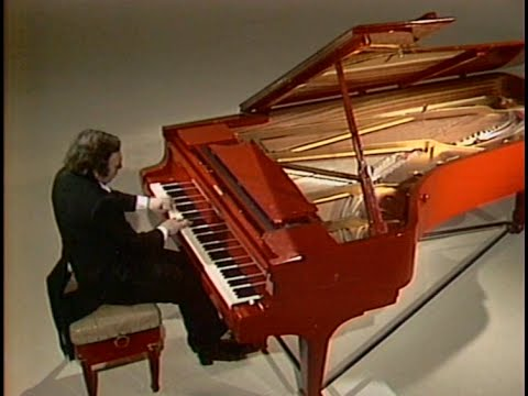 Alexei Nasedkin plays 2 Liszt Transcendental Etudes - video 1978