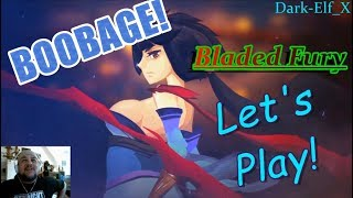 Boobage! (Bladed Fury) PC Game / Darkelf X