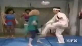 Jim Carrey Karate Instructor Remix