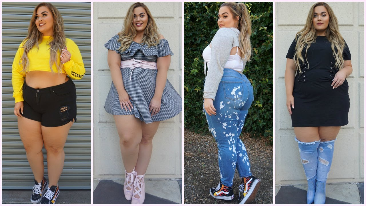 ed083ffdf0 Summer Lookbook   Outfit Ideas ♡ Plus-Size Outfits of the Week 2017 ...