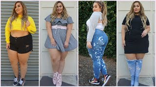 Summer Lookbook & Outfit Ideas ♡ Plus-Size Outfits of the Week 2017