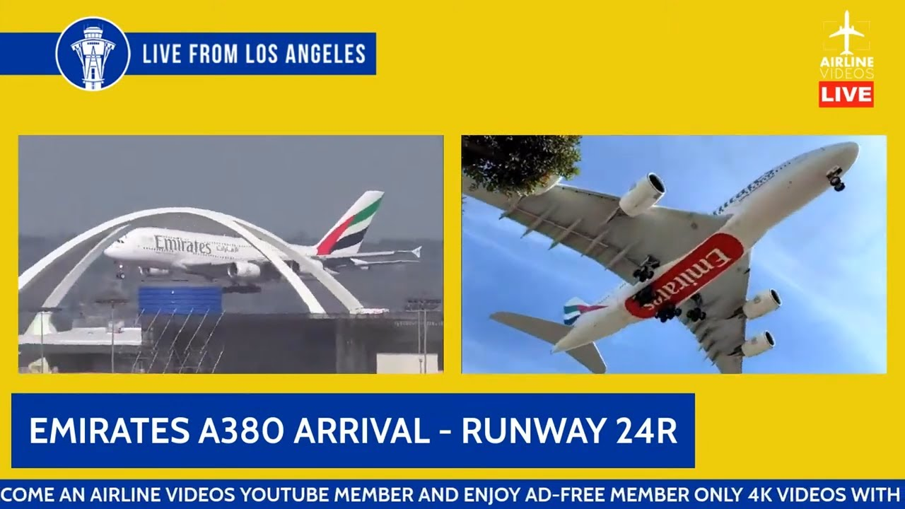 Download 10+ HOURS! BIG Sunday Show! THE ONLY LAX 🔴LIVE Stream with MULTI-CAM Airport Coverage!