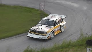 Austrian Rallye Legends 2014 best of by HP