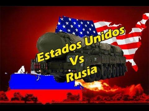 ¿Quien Ganaria La Tercera Guerra Mundial? Rusia O Estados Unidos