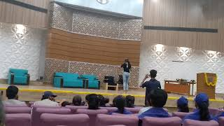 Gujarati songs.NSS celebration in the gujrat University .hindi songs