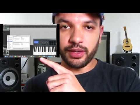 Configurando o DirectLink da M-AUDIO no Reaper