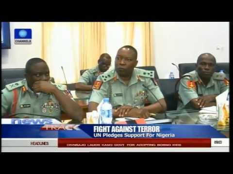 What The UN Said About War On Terror In Nigeria -- 02/08/15