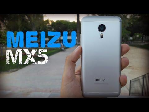 Meizu Mx5, unbox y review completa en español [FHD]