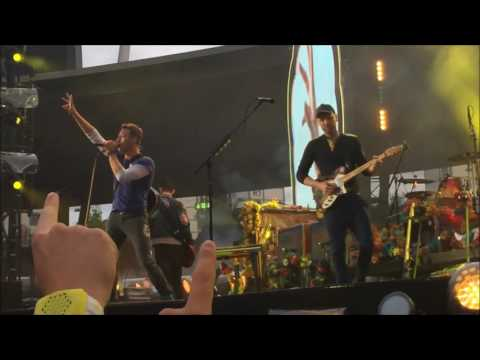 Coldplay Live Zurich 11th June 2016 Full Show
