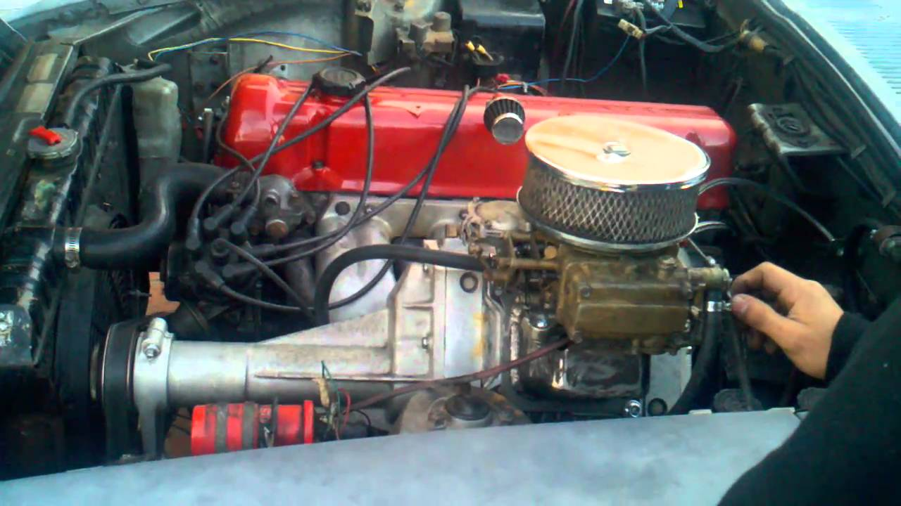 My 280z Supercharged