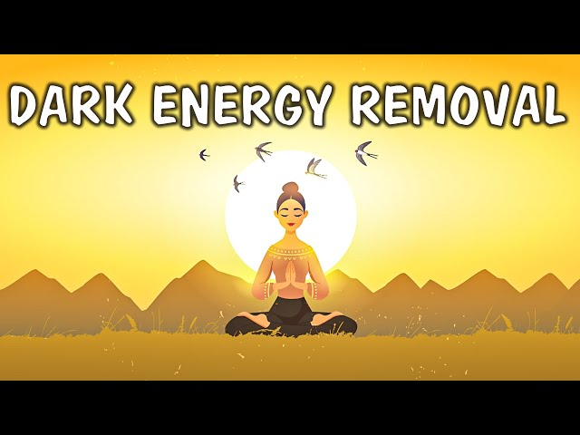 417 Hz Clear Destructive Influences ! Wipes Out Negative Energy ! Dark Energy Removal ! Healing