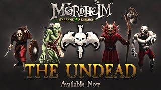 mordheim: Warband Skirmish  The Undead DLC trailer