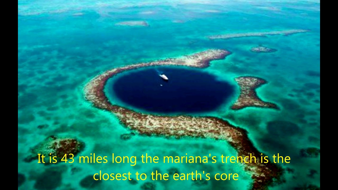 Facts about the Mariana trench - YouTube