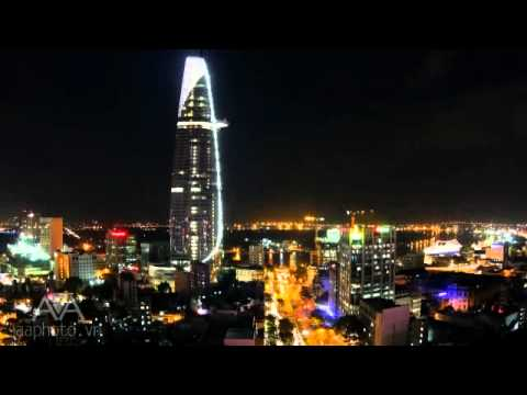 [AAPHOTO.VN] - Bitexco Financial Tower (BFT @ HCMC) - Time Lapse