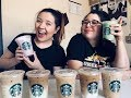 Starbucks Taste Test Review | Medina Girls