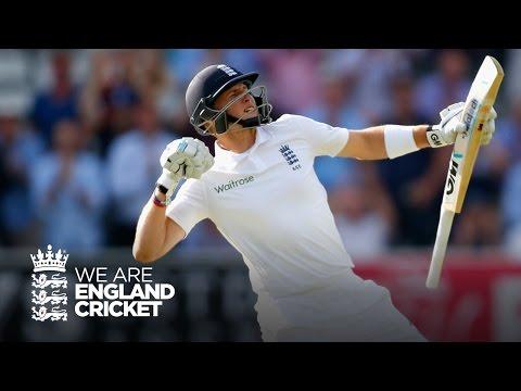 Joe Root 200 not out - England v Sri Lanka at Lord's