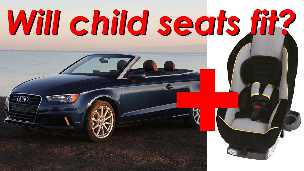 2017 Audi A3 Cabriolet Child Seat Review In 4k