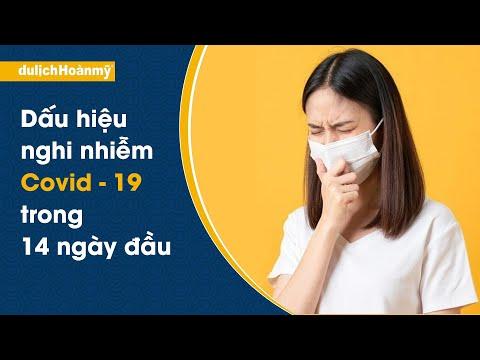 14 ngày đầu tiên khi mắc Corona - Các triệu chứng nhiễm Covid-19 | Sống khỏe | Du lịch Hoàn Mỹ