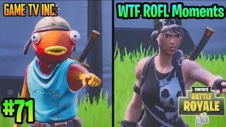 ROFL FORTNITE Funny Moments, Fails & Glitches #71