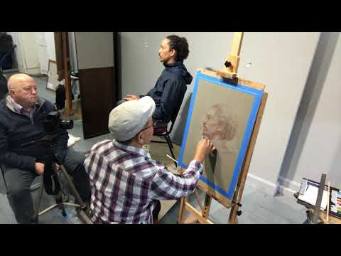 Demo For My Students In Dublin, Ireland.