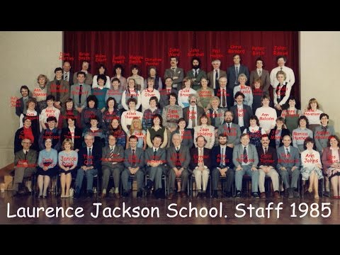 Laurence Jackson School 12, The Staff
