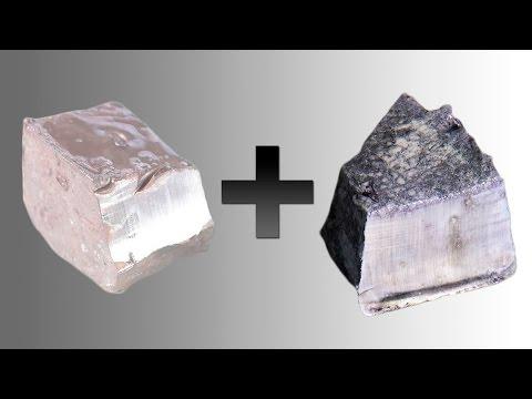 Sodium + Potassium = Strange Liquid Metal!