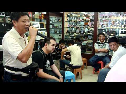 Sabah singer in ZhuHai.MOV