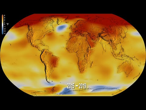 2019 Was The 2nd-Hottest Year On Record