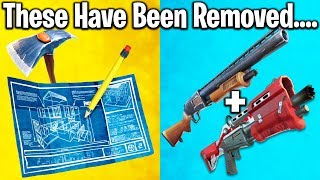 Baixar 10 THINGS THAT HAVE BEEN REMOVED FROM FORTNITE (fortnite season 5 changes)