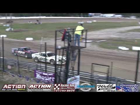 Thunderstocks Heat Races, North Florida Speedway, 4/20/19