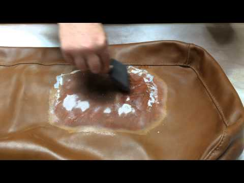 Remove Body Oils from Leather