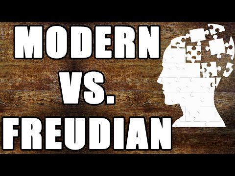 Differences in Modern & Freudian Psychoanalysis