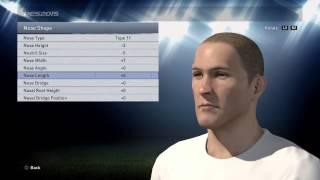 Yan Gomes Pro Evolution Soccer create a player hyper lapse HD