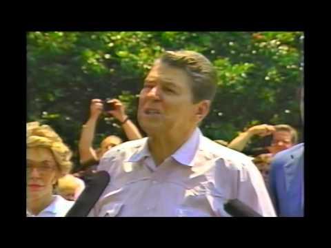 Reagan shot down Flight 655 (civilians)