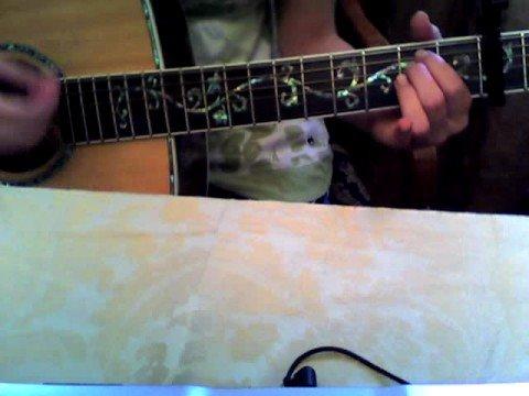Guitar Chords To Crush By David Archuleta Youtube