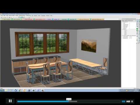 Polyboard potente programa de dise o de cocinas y muebles for Programa para diseno de muebles