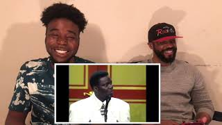 Bernie Mac - Differences Between Black And White People Reaction