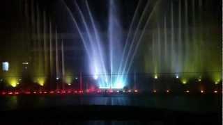 Musical Fountain Show At Ocean Park Manila