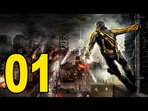 inFamous - Part 1 - The Beginning (Let's Play / Walkthrough / Playthrough)