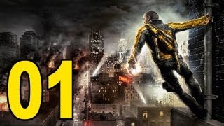 inFamous - Part 1 - The Beginning (Let