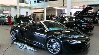 Audi Center Luzern AMAG RETAIL Kriens