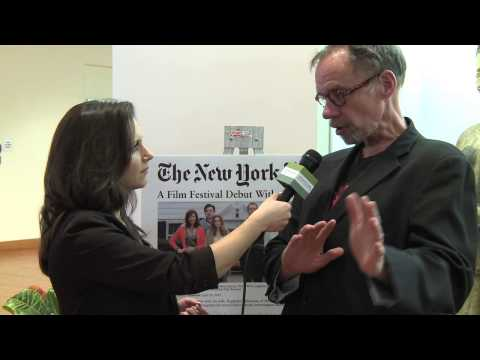 David Carr, Columnist, The New York Times at 2013 MFF