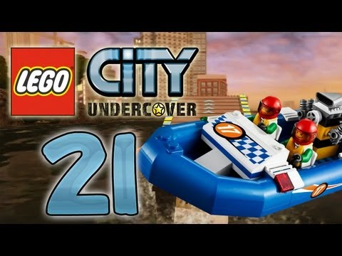 Let's Play Lego City Undercover Part 21: Chase Mc Cain auf hoher See