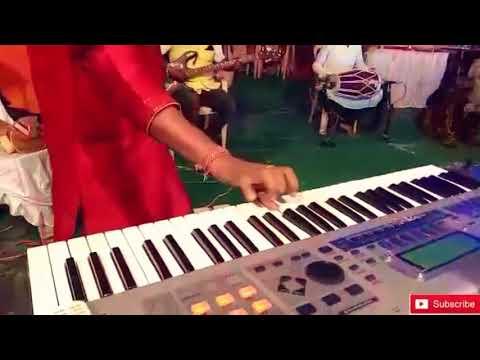 Aama Pan Ke Patri - Live Song Singer Devesh Sharma | Chhattisgarhi Superhit Jasgeet Song|Lord Durga|