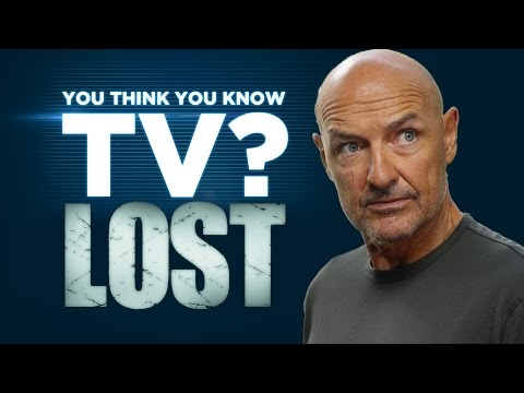 LOST - You Think You Know TV?