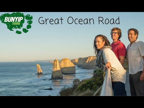 Small-Group Great Ocean Road Classic Tour From Melbourne - Video