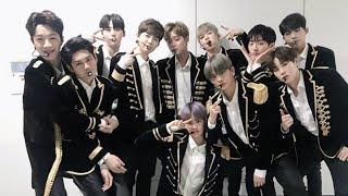 Rilis Lagu Terbaru, Wanna One Rajai Tangga Lagu Korea Selatan