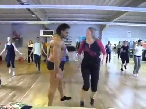 Hilarious French Zumba Instructor Funny