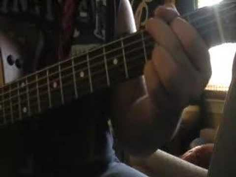 Learn to Play Cold By Crossfade