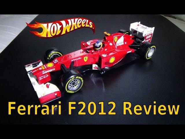 Mattel 1:18 ferrari f2012 Felipe Massa